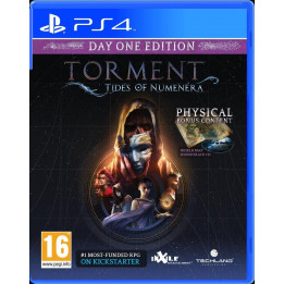 Coperta TORMENT TIDES OF NUMENERA D1 EDITION - PS4