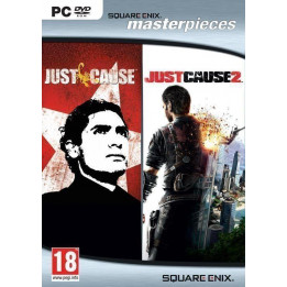 Coperta JUST CAUSE 1 & 2 PACK - PC