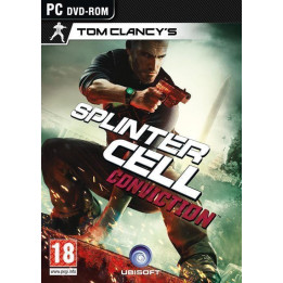 Coperta SPLINTER CELL CONVICTION COMPLETE EXCLUSIVE  - PC