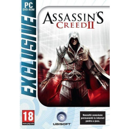Coperta ASSASSINS CREED 2 EXCLUSIVE - PC