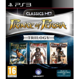 Coperta PRINCE OF PERSIA TRILOGY HD CLASSIC - PS3