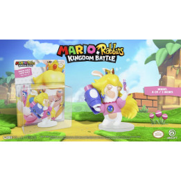 "Coperta MARIO + RABBIDS KINGDOM BATTLE RABBID PEACH 3"" FIGURINE"