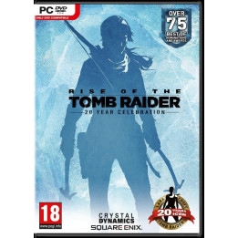 Coperta RISE OF THE TOMB RAIDER 20 YEAR CELEBRATION - PC