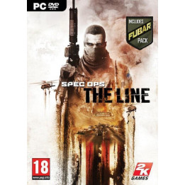 Coperta SPEC OPS THE LINE FUBAR EDITION - PC