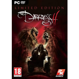 Coperta THE DARKNESS 2 LIMITED EDITION - PC