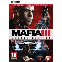 Coperta MAFIA 3 DELUXE EDITION - PC