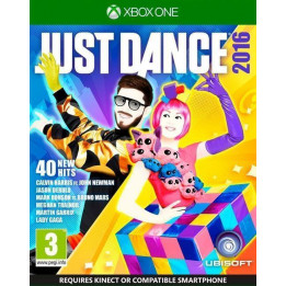 Coperta JUST DANCE 2016 UNLIMITED - XBOX ONE