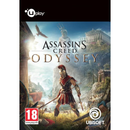 Coperta ASSASSINS CREED ODYSSEY - PC (UPLAY CODE)