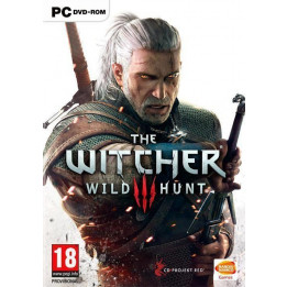 Coperta THE WITCHER 3 WILD HUNT - PC