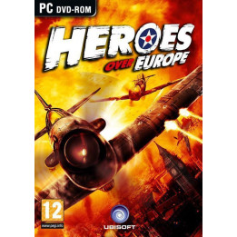 Coperta HEROES OVER EUROPE - PC