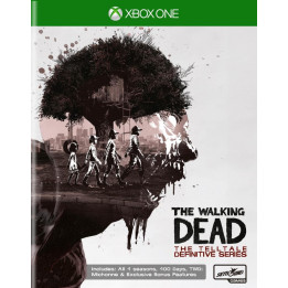 Coperta TELLTALE THE WALKING DEAD ALL 4 SEASONS - XBOX ONE