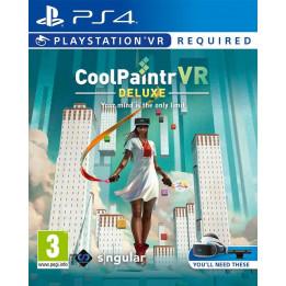 Coperta COOLPAINT VR COLLECTORS EDITION & DLC (VR) - PS4