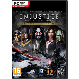 Coperta INJUSTICE GODS AMONG US ULTIMATE EDITION - PC