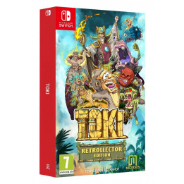 Coperta TOKI RETROLLECTOR EDITION - SW
