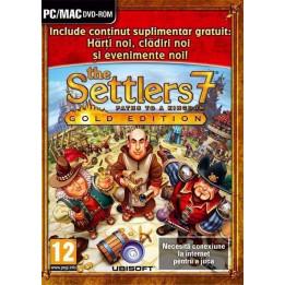 Coperta SETTLERS VII GOLD - PC