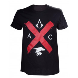 ASSASSINS CREED SYNDICATE ROOKS EDITION TSHIRT L