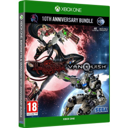 Coperta BAYONETTA AND VANQUISH 10TH ANNIVERSARY - XBOX ONE