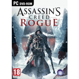 Coperta ASSASSINS CREED ROGUE - PC