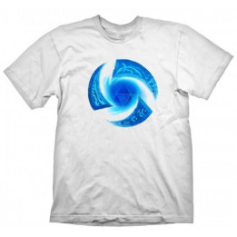 HEROES OF THE STORM SYMBOL WHITE TSHIRT L