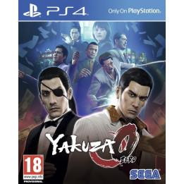 Coperta YAKUZA 0 - PS4