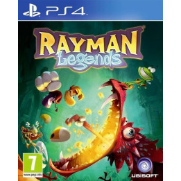 Coperta RAYMAN LEGENDS - PS4