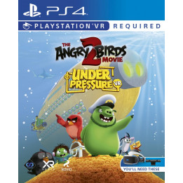 Coperta THE ANGRY BIRDS MOVIE 2 VR: UNDER PRESSURE - PS4