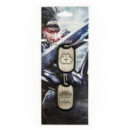 Coperta METAL GEAR RISING PROTOTYPE DOG TAG