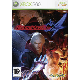 Coperta DEVIL MAY CRY 4-XBOX360