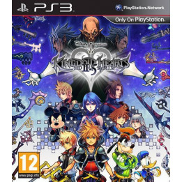 Coperta KINGDOM HEARTS HD 2.5 ESSENTIALS - PS3