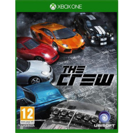 Coperta THE CREW - XBOX ONE