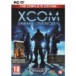 Coperta XCOM ENEMY UNKNOWN COMPLETE EDITION - PC