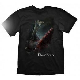 BLOODBORNE A HUNTERS BLOODY TOOL TSHIRT XXL