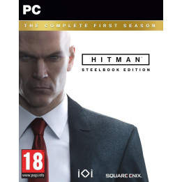 Coperta HITMAN THE COMPLETE FIRST SEASON STEELBOOK EDITION - PC