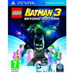 Coperta LEGO BATMAN 3 BEYOND GOTHAM - PSV