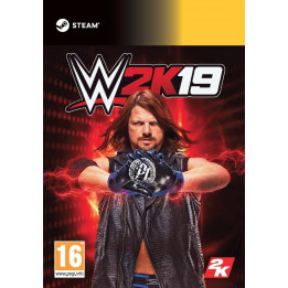 Coperta WWE 2K19 - PC (STEAM CODE)