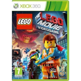 Coperta LEGO MOVIE GAME - XBOX 360