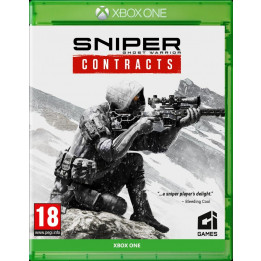 Coperta SNIPER GHOST WARRIOR CONTRACTS - XBOX ONE