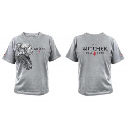 Coperta THE WITCHER 3 WILD HUNT TSHIRT M V2