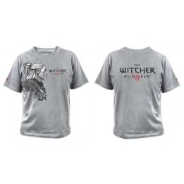 Coperta THE WITCHER 3 WILD HUNT TSHIRT M V2