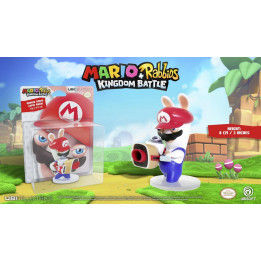 "Coperta MARIO + RABBIDS KINGDOM BATTLE RABBID MARIO 3"" FIGURINE"