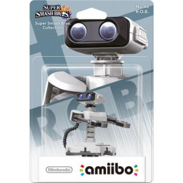 Coperta AMIIBO R.O.B. NO. 46 (SUPER SMASH)