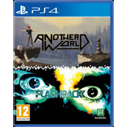 Coperta FLASHBACK / ANOTHER WORLD - PS4