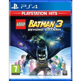 Coperta LEGO BATMAN 3 BEYOND GOTHAM PLAYSTATION HITS - PS4