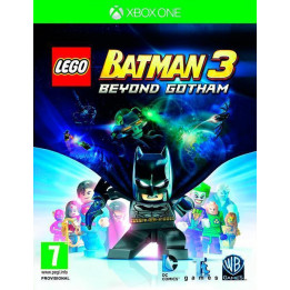 Coperta LEGO BATMAN 3 BEYOND GOTHAM - XBOX ONE