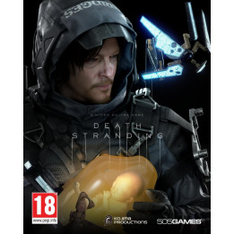 Coperta DEATH STRANDING STEELBOOK EDITION - PC