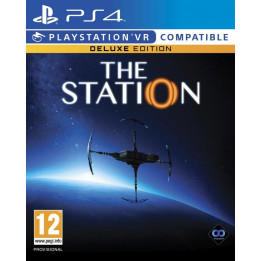Coperta THE STATION (VR) - PS4