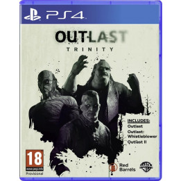 Coperta OUTLAST TRINITY - PS4
