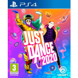 Coperta JUST DANCE 2020 - PS4