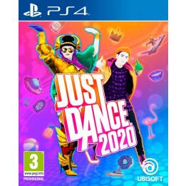 Coperta JUST DANCE 2020 - PS4