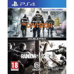 Coperta COMPILATION RAINBOW SIX SIEGE & THE DIVISION - PS4